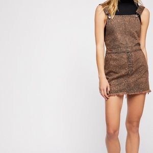 FREE PEOPLE overall jumper/dress